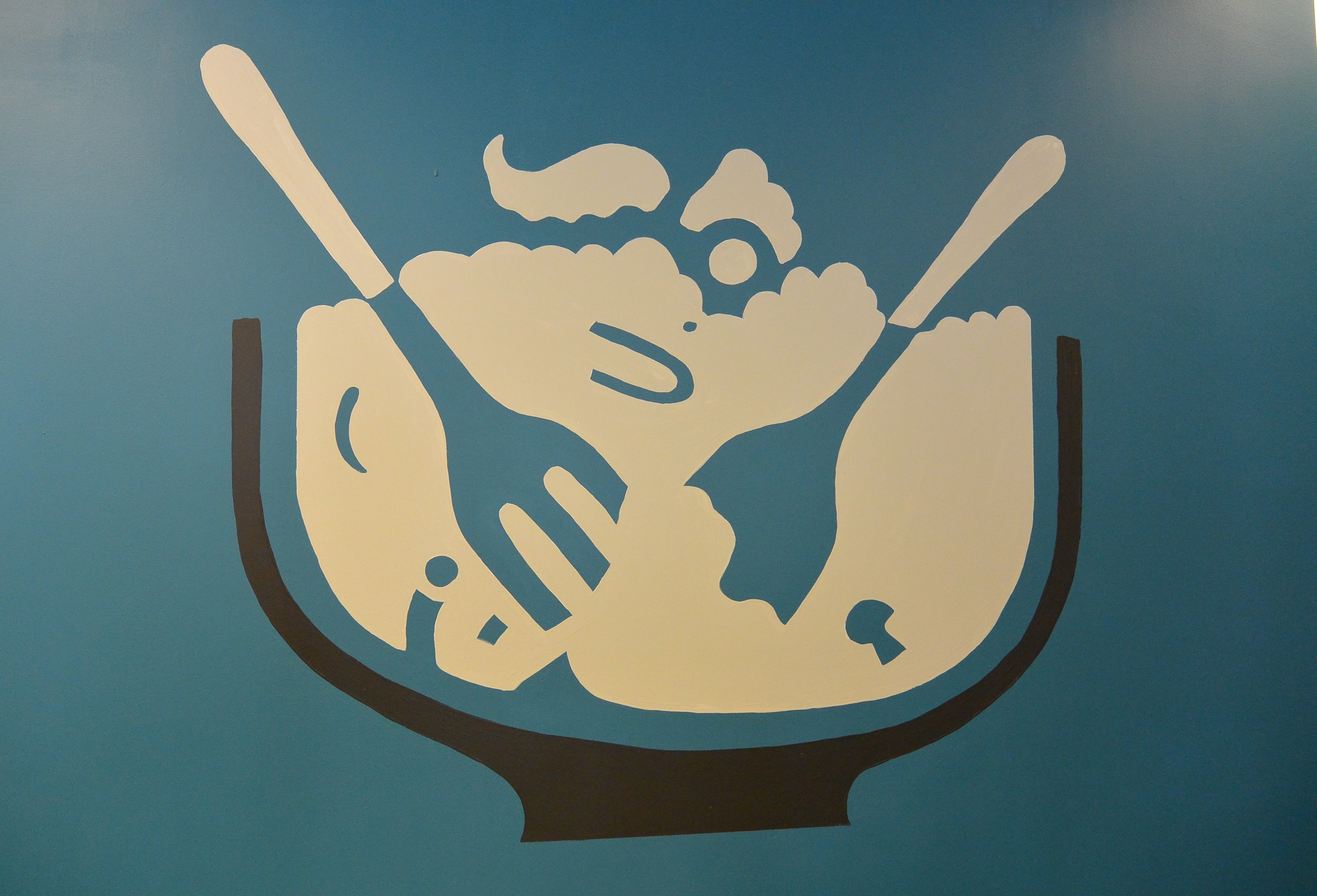 Chop'd Salad Bowl Logo | La Mirada